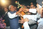 <b>One Man's Way</b> Nitish's pragmatism and focus on development bring results
