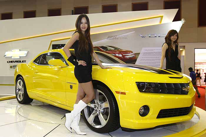 Outlook India Photogallery - Cars