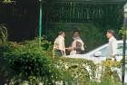 Under the lens A CBI raid in progress at the residence of A. Raja in Delhi