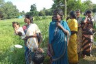 <b>On Edge</B> Chenchu tribals in Mahbubnagar district