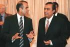 Sunil Mittal, Mukesh Ambani