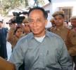 <b>In custody</b> UNLF leader R.K. Meghen