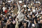 Protests in Cairo to ratchet up pressure for President Hosni Mubarak to leave.