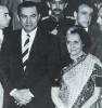 <b>No chairs</b> Mubarak and Mrs G