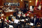 Opposition MLAs Marshaled Out, Pandemonium in UP Assembly