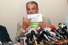 <b>Winding maze</b> K. Radhakrishan, ISRO chairman, at a press meet