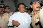 <b>Launderlust</b> Hassan Ali Khan being produced at the sessions court by the ED
