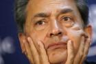 <b>Hand in glove?</B> The tainted Rajat Gupta