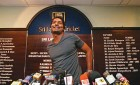 <b>In resignation</b> Kumar Sangakkara stays gracious in defeat