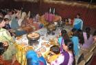 <b>Minimal Merriment</b> A Pakistani wedding feast