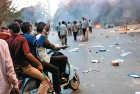 File picture of Ahmedabad mob from 2002