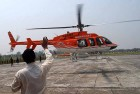 <b>Spinning danger</b> Most of Pawan Hans's 40 choppers were acquired in 1985
