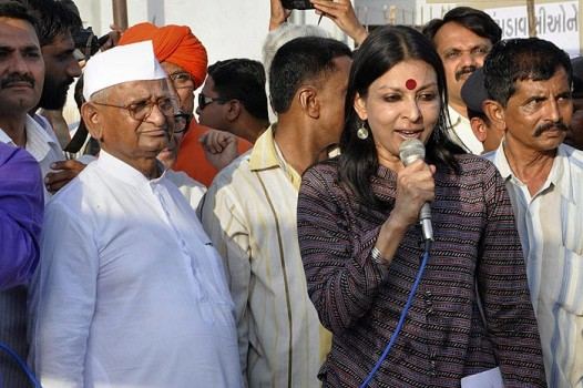 Mallika Sarabhai