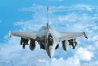Crafty Far</b> The French Rafale fighter, which India's considering buying