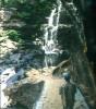 The Hanumanagundi waterfalls at Kudremukh