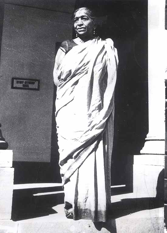 essay on sarojini naidu An indian poetess of english language and known as the 'nightingale of india'-sarojini naidu was a great patriot who took part in freedom struggle and became the.