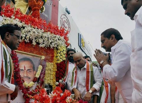 Y.S. Rajasekhara Reddy