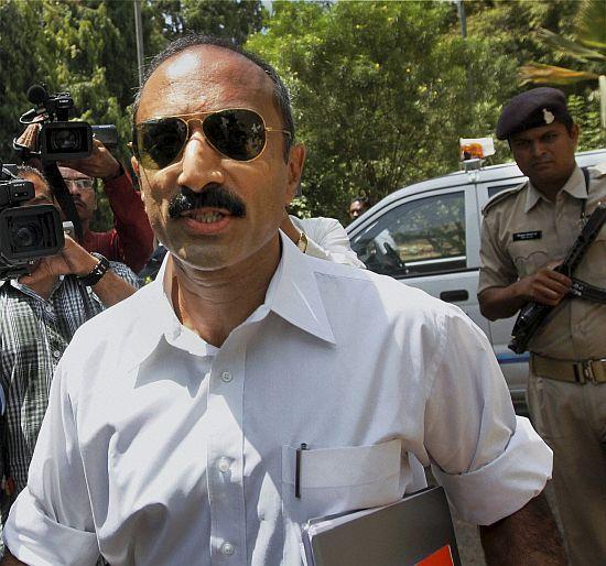 'Whistleblower' Gujarat Cop Sanjiv Bhatt Arrested