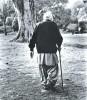 <b>Fond memories, no malice</b> Khushwant on a stroll