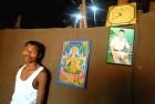 Podiam Mutta at his quarters in the Banda SPO camp