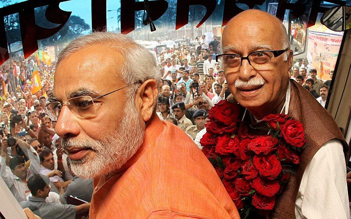 Can Modi Do An Advani?