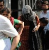 <b>Framed?</b> <i>Asian Age</i> journalist Jigna Vora being produced in a Mumbai court