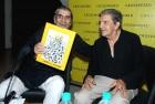 <b>Old pals</b> Releasing Mario's book at Crossword, Delhi