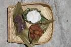 <b>Snack on these</b> Putharo, pukhlein and pusla rice cakes