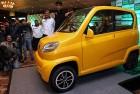 Bajaj Unveils Nano's Rival RE60