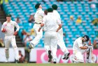 <b>Bowled again</b> Indian batting collapses are a regularity on fast, bouncy overseas tracks