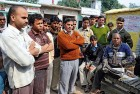 <b>Discontent</b> Voters in Dhema village, Amethi, are unhappy