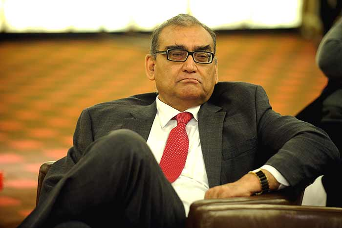 Markandey Katju Booked for Sedition Over Comments on Bihar
