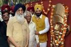 Relative Of Radical Sikh Leader Hurls Shoe At Punjab CM At Election Campaign