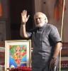 <b>Hail motherland</b> Modi is India, India is Modi?
