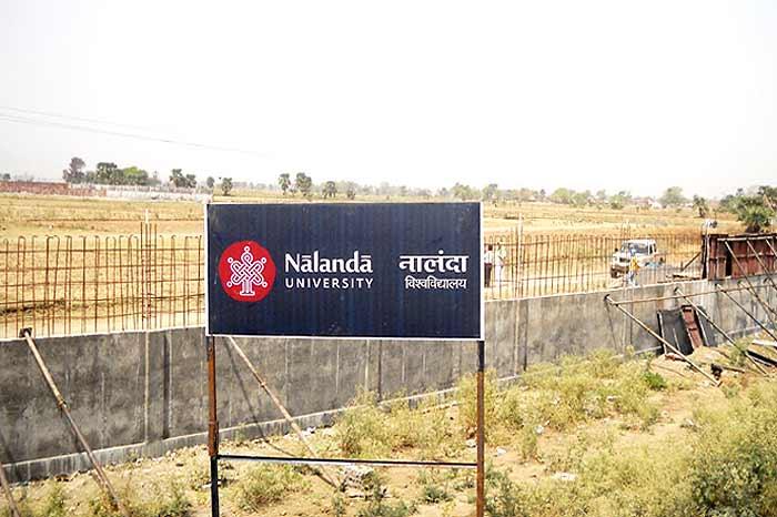 Nalanda: An Avatar In Distress