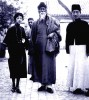 <b>Bad trip</b> Tagore with Xu Zhimo (right), a poet who was his interpreter during his 1924 visit to China
