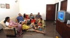 <b>Ratings boost</b> A family that watches the telly together...