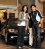 Sachin Praises Saina Nehwal, Gifts Her BMW