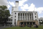 <b>Touched by scam</b> IIT Kharagpur, whose director Damodar Acharya is under the scanner