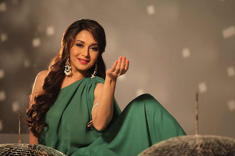Outlook India Photogallery Madhuri Dixit