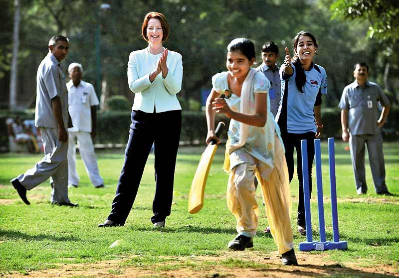 Outlook India Photo Gallery Julia Gillard