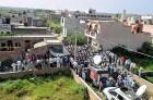 <b>Covered</b> Media on Kejriwal's power restoration drive