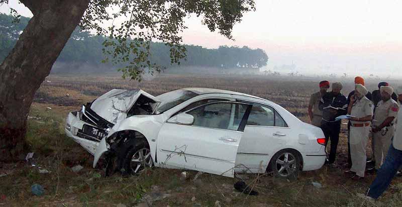 roadside accidents essay
