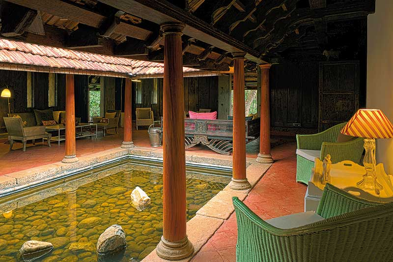 Outlook india photogallery hospitality hotels for Traditional house plans in india