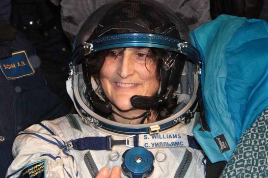 Sunita Wlliams