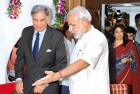 <b>Nanoward</b> RNT with Narendra Modi (with Radia in background)