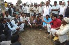 <b>Hard scrabble</b> Farmers protest in Katni