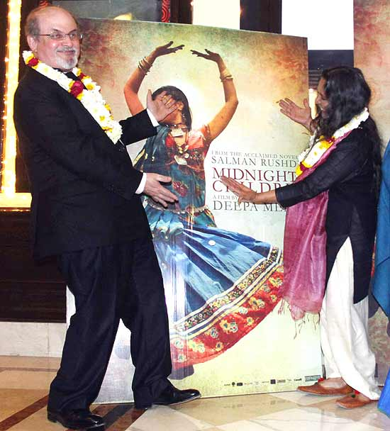 Salman Rushdie