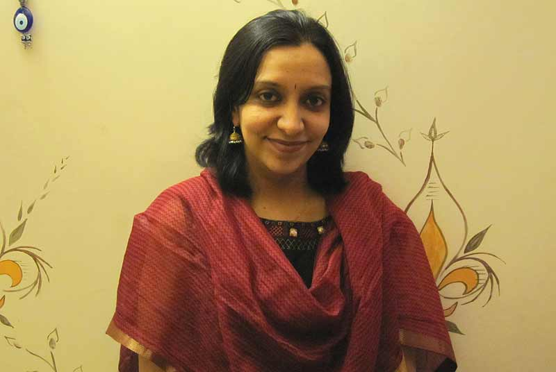Madhuri Vaidyeswar