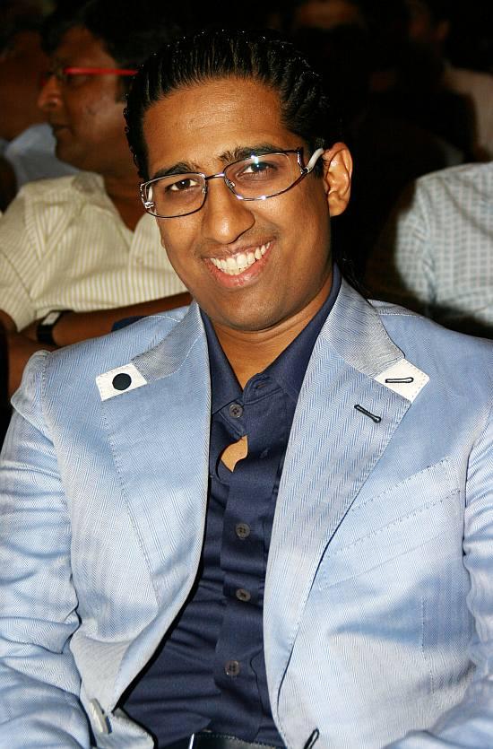Arindam Chaudhuri